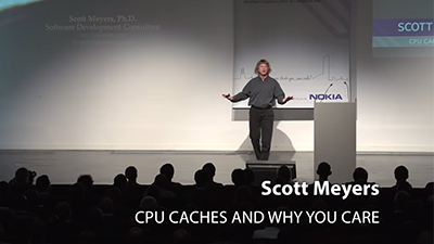Cpu Caches and Why You Care